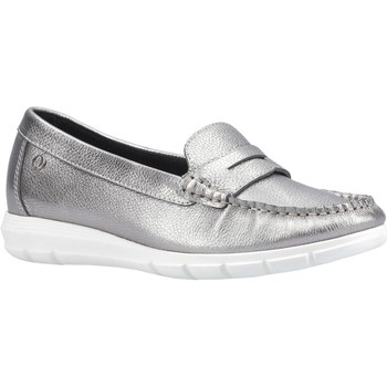 Shoes Women Loafers Hush puppies HPW1000-132-3-3 Paige Silver