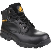 Shoes Women Mid boots Amblers Safety 24185 AS104 RYTON Black