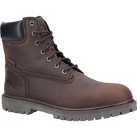 Shoes Men Mid boots Timberland A1VZ1214-6 Iconic Brown