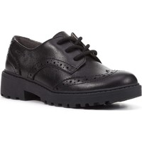 Shoes Girl Derby Shoes Geox J6420N-85-C9999-33 J Casey G. N Black