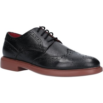 Shoes Men Derby Shoes Lambretta Spencer Black