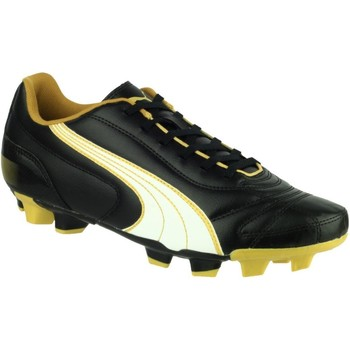 Shoes Football shoes Puma Kratero Moulded Black and White and Gold