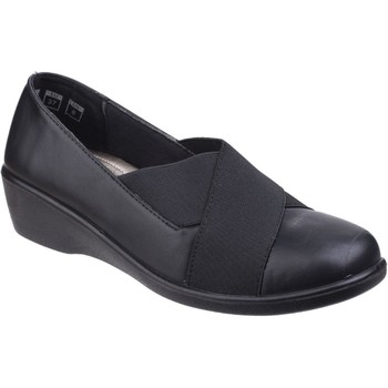 Shoes Women Loafers Fleet & Foster Limba Black