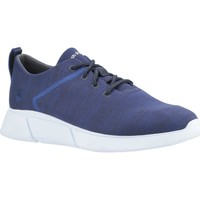 Shoes Men Low top trainers Hush puppies HM01134-410-6 Cooper Lace Navy