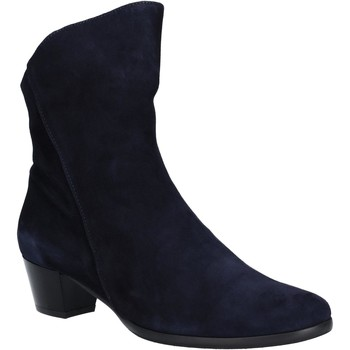 Shoes Women Ankle boots Riva Di Mare Armadillo Navy