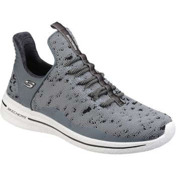 Shoes Women Low top trainers Skechers SK12656 Burst 2.0 - New Adventures Charcoal and Black