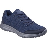 Shoes Women Low top trainers Fleet & Foster Elanor Navy