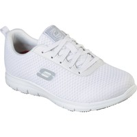 Shoes Women Fitness / Training Skechers SK77222EC-36 Squad SR White