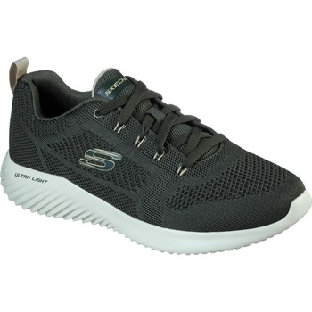 Shoes Men Low top trainers Skechers 232068-OLV-06 Bounder Rinstet Olive and Khaki