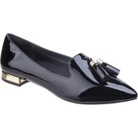 Shoes Women Loafers Rockport CG8273 Total Motion Zuly Black Patent