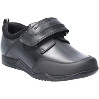 Shoes Boy Loafers Hush puppies HPK1000-131-10 Noah Jnr Black