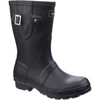 Shoes Women Wellington boots Cotswold Windsor Black
