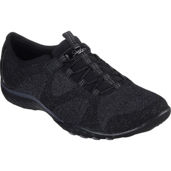 Shoes Women Fitness / Training Skechers 23855BLK3 Breathe-Easy Opportuknity Black
