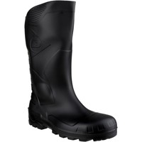 Shoes Women Wellington boots Dunlop W 219A Devon Black