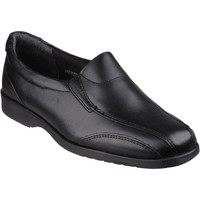 Shoes Women Loafers Amblers Merton Black