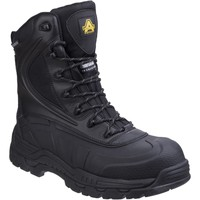 Shoes Men Snow boots Amblers Safety AS440 Black