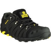 Shoes Men Low top trainers Amblers Safety FS23 Black