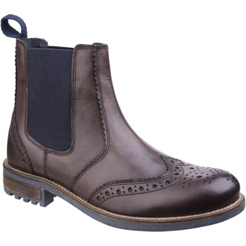 Shoes Men Mid boots Cotswold Cirencester Brown