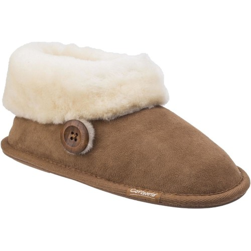 Shoes Women Slippers Cotswold Wotton Chesnutt