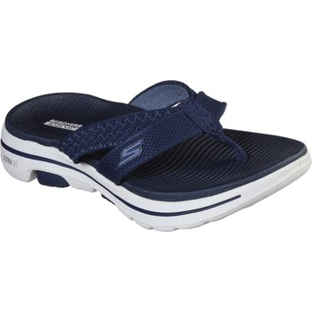 Shoes Women Flip flops Skechers 140085NVY3 Gowalk 5 Sun Kiss Navy