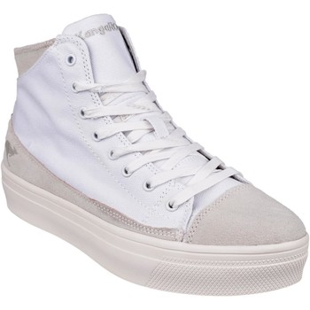 Shoes Women Hi top trainers Kangaroos 22169 K Mid Plateau White