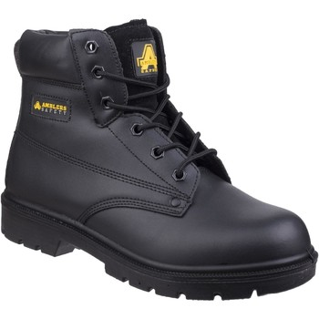 Shoes Mid boots Amblers Safety FS159 Black