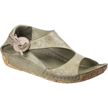 Shoes Women Sandals Riva Di Mare Arlo Leather Green