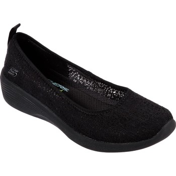 Shoes Women Tennis shoes Skechers 23758BBK3 Arya Airy Days Black