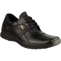 Shoes Men Low top trainers Cotswold Cam Black