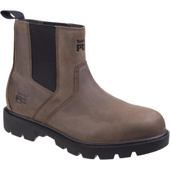 Shoes Men Mid boots Timberland M 1097B Sawhorse Dealer Brown
