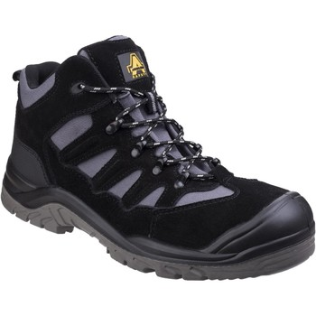 Shoes Men Walking shoes Amblers Safety AS251 Black