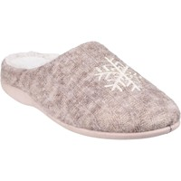 Shoes Slippers Fleet & Foster Metz Beige