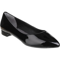 Shoes Women Heels Rockport V79080 Total Motion Black Patent