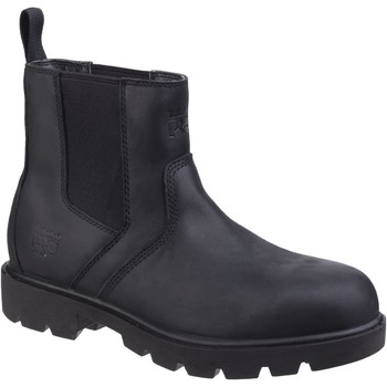 Shoes Men Mid boots Timberland Pro M 1096A Sawhorse Dealer Black