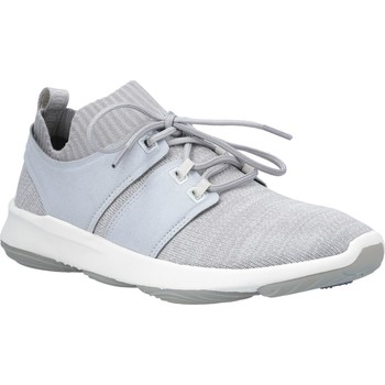 Shoes Men Low top trainers Hush puppies HM02095-020-6 World Cool Grey Knit