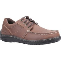 Shoes Men Derby Shoes Hush puppies HPM2000-102-1-6 Theo Brown