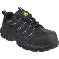 Shoes Women Low top trainers Amblers Safety AS708 Black