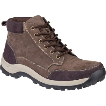 Shoes Men Mid boots Cotswold Slad Brown
