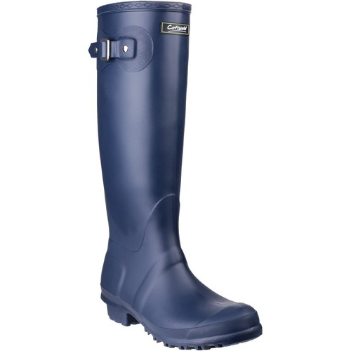Shoes Women Wellington boots Cotswold Sandringham Navy