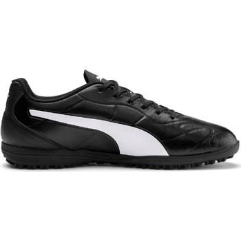 Shoes Men Football shoes Puma 10567401-6 Monarch TT Black and White