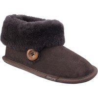Shoes Women Slippers Cotswold Wotton Chocolate