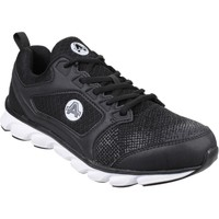 Shoes Men Low top trainers Amblers Safety AS707 Kyanite Black