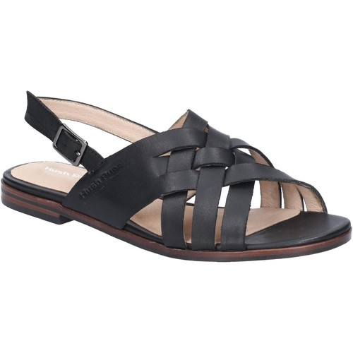 Shoes Women Sandals Hush puppies HPW1000-32-3 Riley Black