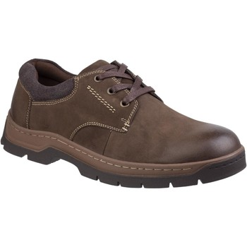 Shoes Men Derby Shoes Cotswold D3-18113-2-7 Thickwood Brown