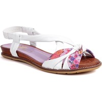 Shoes Women Sandals Riva Di Mare Adore Leather White Multi