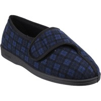 Shoes Men Slippers Comfylux GEORGE SLIPPER Navy