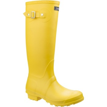 Shoes Women Wellington boots Cotswold Sandringham Yellow