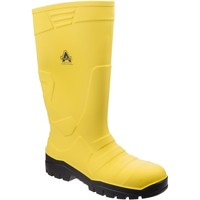 Shoes Men Wellington boots Amblers Safety AS1007 Yellow