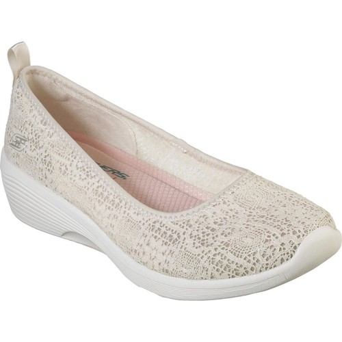 Shoes Women Tennis shoes Skechers 23758NAT3 Arya Airy Days Natural