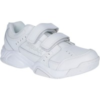 Shoes Women Low top trainers Mirak Contender Velcro White